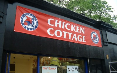 Chicken Cottage 6