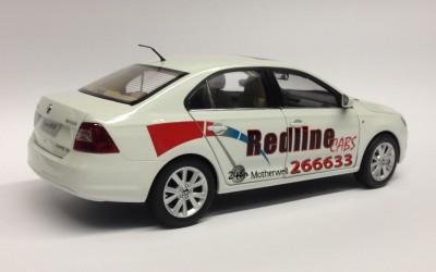 Redline Car 2