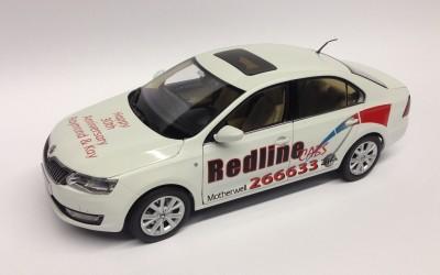 Redline Car 3