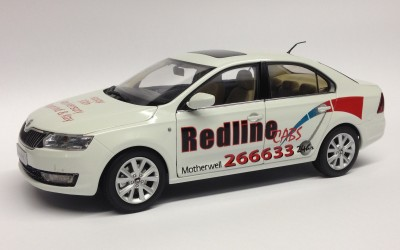 Redline Car