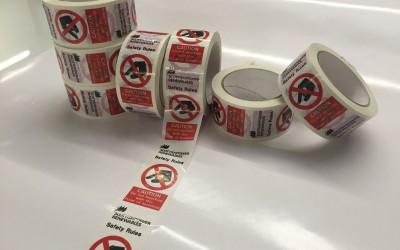 SPR Custom Tape 1