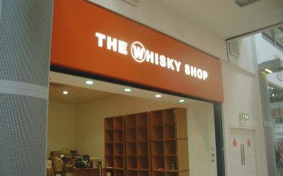 The Whisky Shop - Ocean5