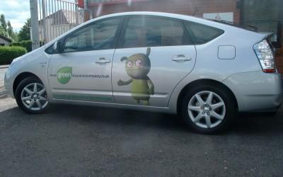 Green Car 4