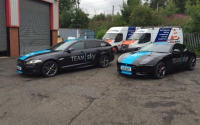 Team Sky Jag 1