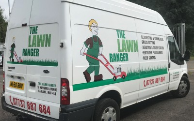 The Lawn Ranger 2
